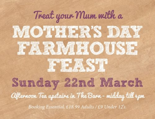 Mother's Day Farmhouse Feast